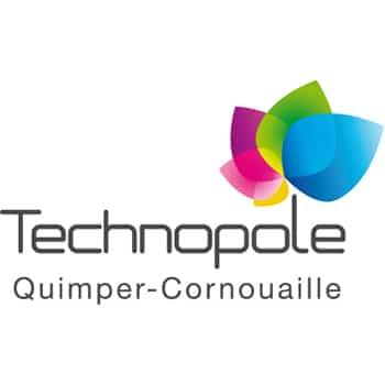 Technopole Quimper-Cornouaille logo