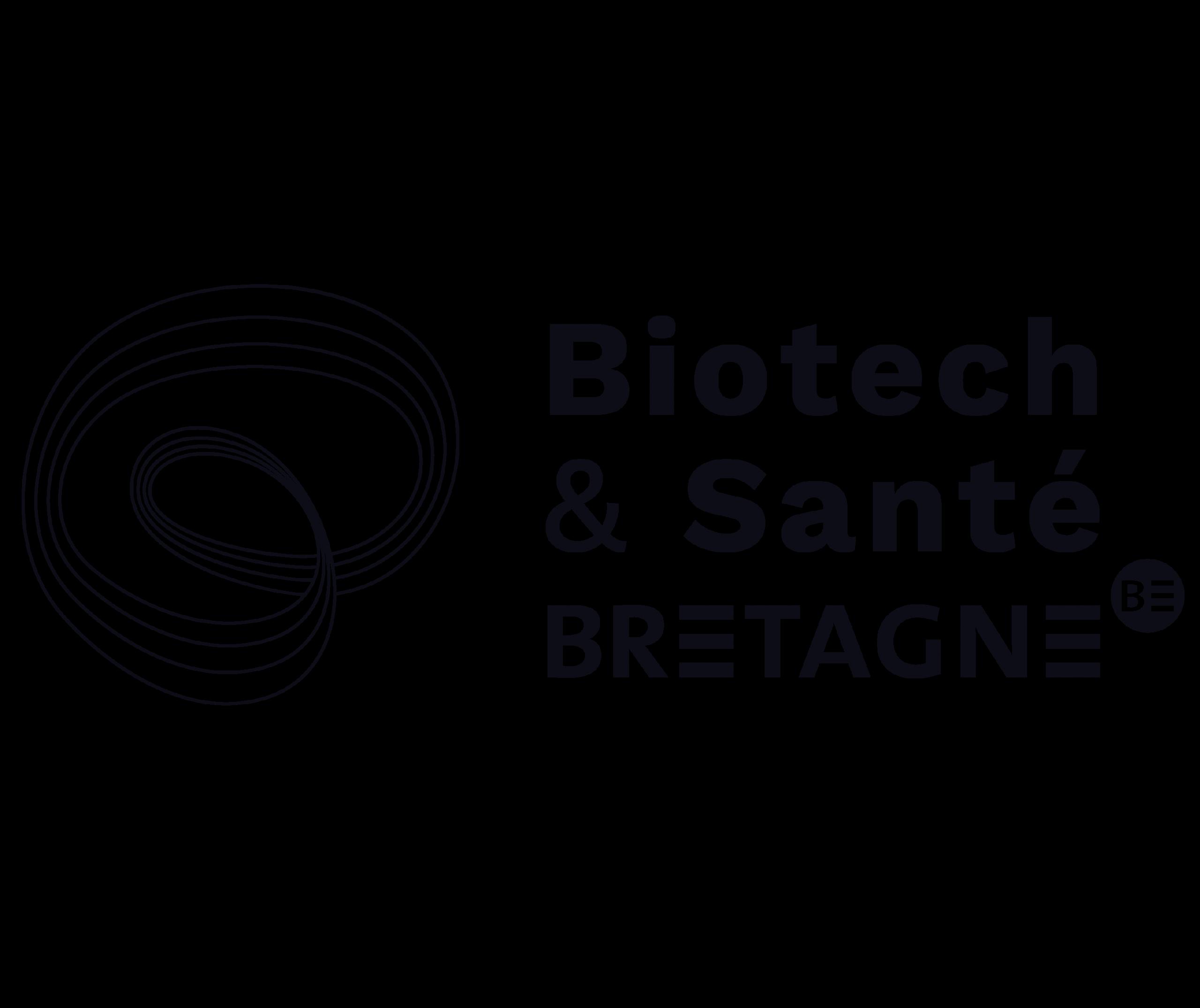 Logo Biotech et santé bretagne